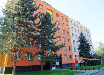 Pronájem prostorného bytu 2+1 v os.vl., 54m2, Karviná, ul. Jaroslava Vrchlického