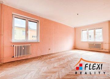 Prodej družstevního bytu 2+1, 54m² - Karviná - Ráj, ul. Školská