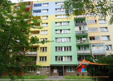 Pronájem  bytu 2+1, 65m² v družstevním vl. -Moravské Ostravě - ul- Ahepjukova