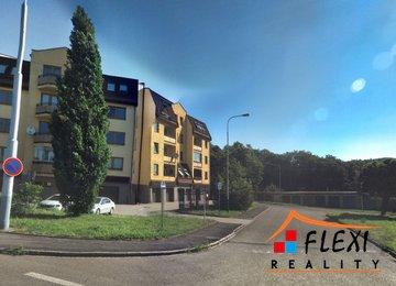 Pronájem zařízeného bytu 2+kk s balkonem, 55 m², Slezská Ostrava