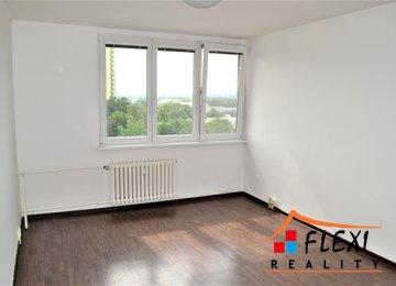 Pronájem klimatizovaného bytu 1+1 v os. vl., 39m², Ostrava - Moravská Ostrava