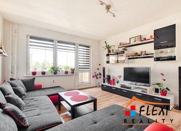 Prodej družstevního bytu po rekontrukci 3+1s lodžií, 73 m² ul. F.S.Tůmy, Orlová - Lutyně