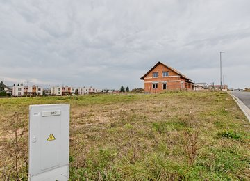 Prodej stavebního pozemku, 1204 m² ul. Podolská, Ostrava - Výškovice