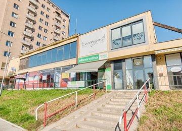 Pronájem komerčních prostor 130m² -ul. Ciolkovského, Karviná-Ráj