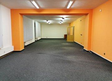 Pronájem obchodních prostor 153,5 m², ul. Jamnická, Staré Město, Frýdek-Místek