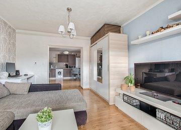 Prodej rekonstruovaného bytu v osob. vl. 2+1, 50 m² ul. Samoljovova Ostrava - Zábřeh