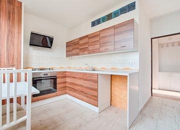 Prodej zrekonstruovaného bytu 3+1, os. vl., 55,23 m2, ul. Václava Talicha, Frýdek-Místek