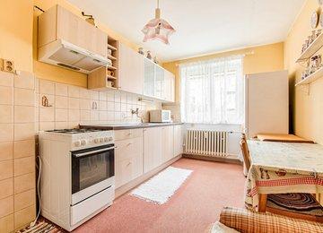 Prodej bytu 2+1 v podíl. spoluvlastnictví, 52.58 m², ul. Vrchlického, Frýdek-Místek