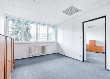 REZERVOVÁNO - Pronájem útulné kanceláře, 30m², Moravská Ostrava a Přívoz, ul. Hrušovská