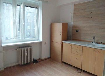 Podnájem byty 1+1 30m² na Čujkovova v Ostravě - Zábřehu
