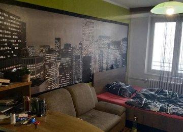 Podnájem bytu 1+kk 29 m²na ulici Lechowiczova v Ostravě - Fifejdách