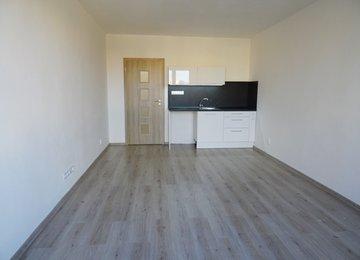 Podnájem zrekonstruovaného  bytu 1+kk s lodžií, 29m2, Moravská Ostrava, ul. Lechowiczova