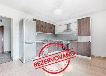 Pronájem rekonstruovaného bytu v osob. vl. 2+1, 50 m² ul. Samoljovova Ostrava - Zábřeh