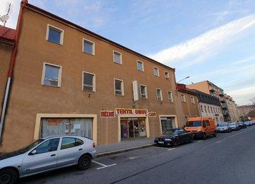Pronájem obchodních prostor 180 m² ul. Otická, Opava - Předměstí