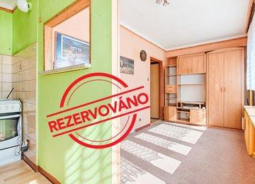 Prodej bezbariérového bytu 1+kk v os.vl. o velikosti  23,30 m², ul. Janáčkova, Frýdek-Místek