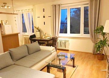 Pronájem moderního bytu v osob. vl. 3+1, 66 m² + balkón, K. Pokorného, Ostrava - Poruba