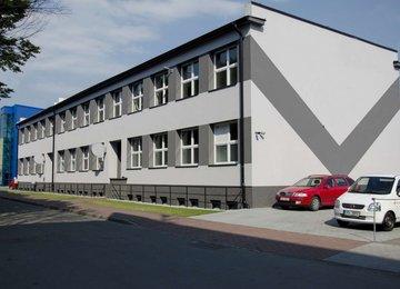 Pronájem kanceláře , 42m² na ulici Teslova v Ostravě - Přívoze