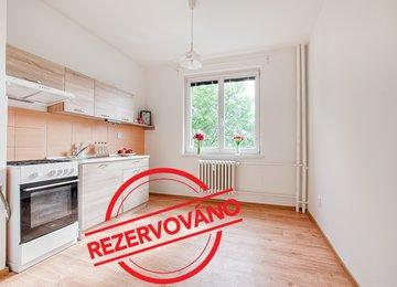Pronájem bytu 1+1, 38m² ul. Vdovská, Ostrava - Muglinov