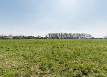Prodej stavebního pozemku 1873 m2, Lučina
