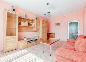 Prodej velkého bytu 3+1, 74m² ul. Divišova, Karviná - Hranice