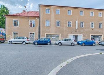 Pronájem obchodních prostor 208 m² ul. Otická, Opava - Předměstí
