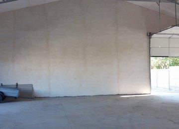 Pronájem haly o rozloze 288 m², ul. K čističce, Sviadnov
