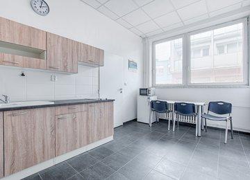 Pronájem samostatné kanceláře 31m2, Moravská Ostrava a Přívoz, ul. Hrušovská