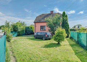 REZERVOVÁNO-Pronájem rodinného domu se zahradou, 99m2, Slezská Ostrava - Muglinov, ul. V Korunce