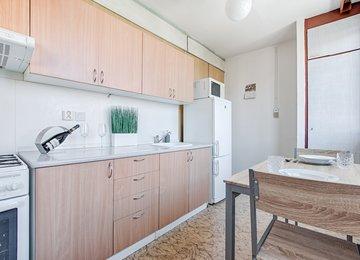 Pronájem pěkného a zařízeného bytu 3+1, 72 m², V. Jiříkovského, Ostrava - Dubina
