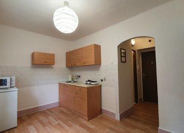 Podnájem, bytu 1+1 29m² na ulici Čujkovova v Ostravě - Zábřehu