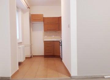Pronájem bytu 1+1/36m² s komorou, Na Široké 2, Ostrava - Moravská Ostrava
