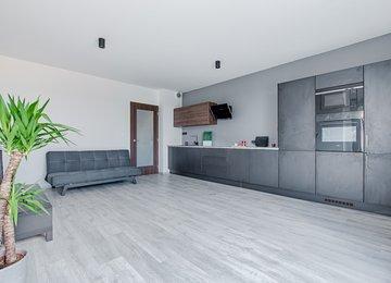 Pronájem moderního manažerského bytu 2+kk, 62m² Náměstí Biskupa Bruna,  Ostrava - Moravská Ostrava