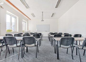 Pronájem kanceláře, 44 m² Na hradbách, Moravská Ostrava