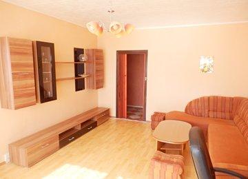 Pronájem zařízeného bytu 3+1, 73 m2, lodžie, ul. Novodvorská, Frýdek-Místek