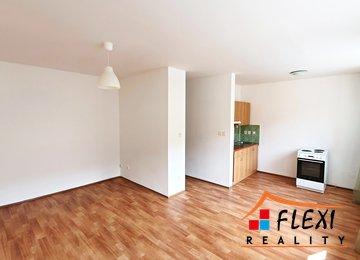 Pronájem bytu 1+kk, 24 m², ul. Sadová, Frýdek-Místek
