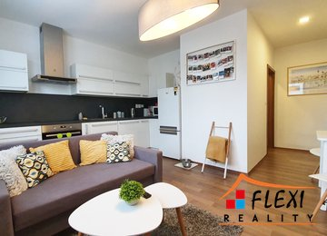 Pronájem hezkého zařízeného bytu po rekonstrukci 2+kk, 47m² -  Na Bělidle, Ostrava - Moravská Ostrava