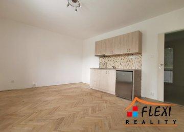 Pronájem bytu 1+kk v os.vl., 22 m2, ul. Bavlnářská, Frýdek-Místek
