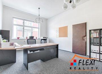 Pronájem kanceláří, 89 m² Na hradbách, Moravská Ostrava