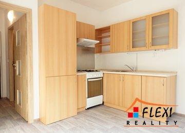 Pronájem bytu 1+1, balkón, 37 m², ul. Bezručova, Frýdek-Místek