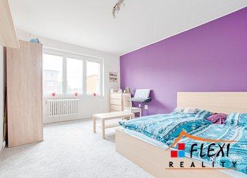 Pronájem pěkného družstevního bytu 1+1, 37m² ul. Sokolovská, Ostrava - Poruba
