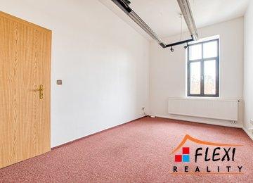 Pronájem útulné kanceláře, 14m², Slezská Ostrava, ul. Hradní