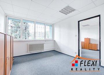 Pronájem útulné kanceláře, 30m², Moravská Ostrava a Přívoz, ul. Hrušovská