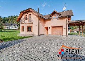 Pronájem novostavby RD 4+kk+garáž 180m²  v Hodoňovicích, Baška u Frýdku - Místku