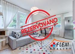 REZERVOVÁNO - Prodej bytu 2+kk se zahradou, 147 m2, ul. U Staré elektrárny, Slezská Ostrava