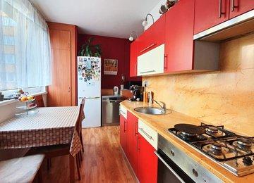 Podnájem částečně zařízeného družstevního bytu 3+1, 68 m2, ul. Novodvorská, Frýdek-Místek