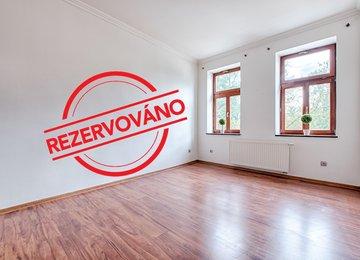 Pronájem bytu 1+1, 26 m² ul. Zámecká, Karviná - Fryštát