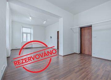 Pronájem kanceláře 86m² ul. Těšínská, Opava - Předměstí