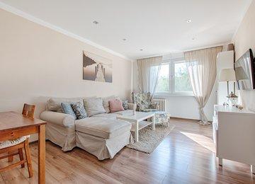 Prodej bytu v os. vl. 3+1 s lodžií a šatnou/70m² - tř. Těreškovové, Karviná - Mizerov