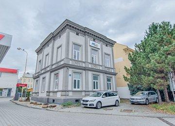 Pronájem komerční budovy 168 m² ul. Těšínská, Opava - Předměstí