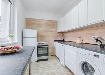 Prodej družs. bytu 3+1/56m²,na ul. Kosmonautů, Karviná - Ráj